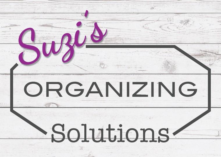 Suzi's Organizing Solutions Logo